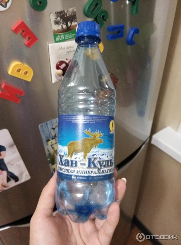 Хан бутылка фото