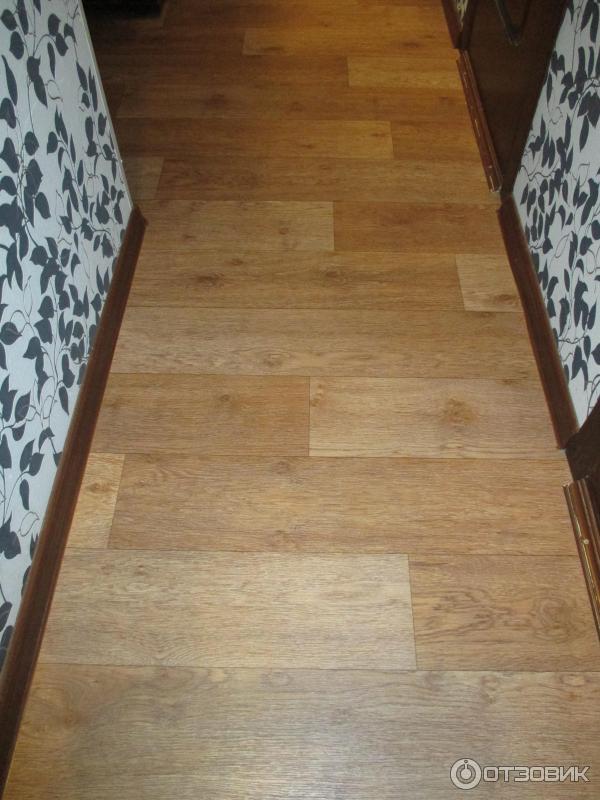 укладка ламината в т образном коридоре фото для