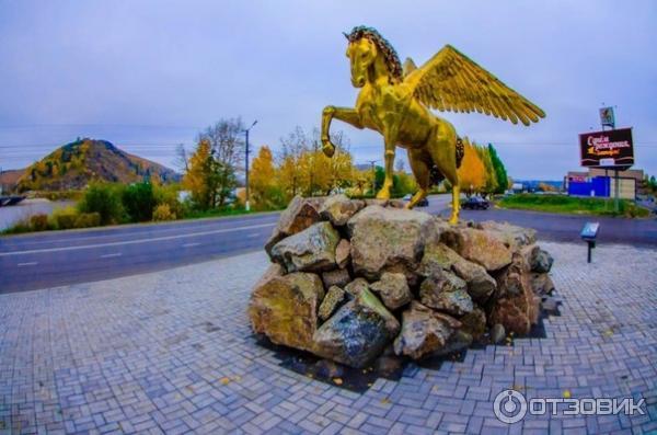 Златоуст картинки крылатого коня