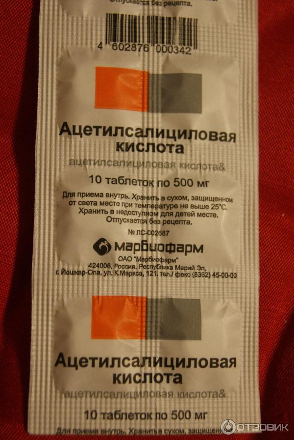ацетиловая кислота для похудения