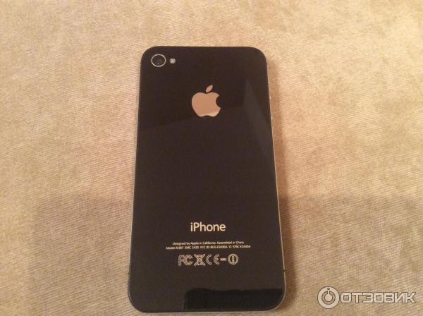iphone 4s восстановленный