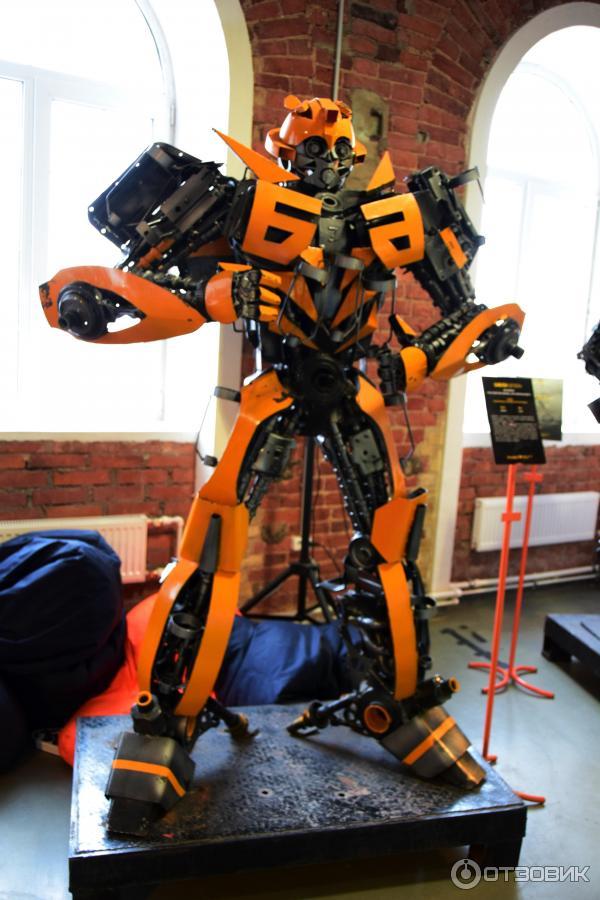 возможностей для бал роботов спб где найти фото стены