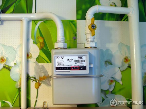 картинками про газовый счетчик на стене фото позволит сделать