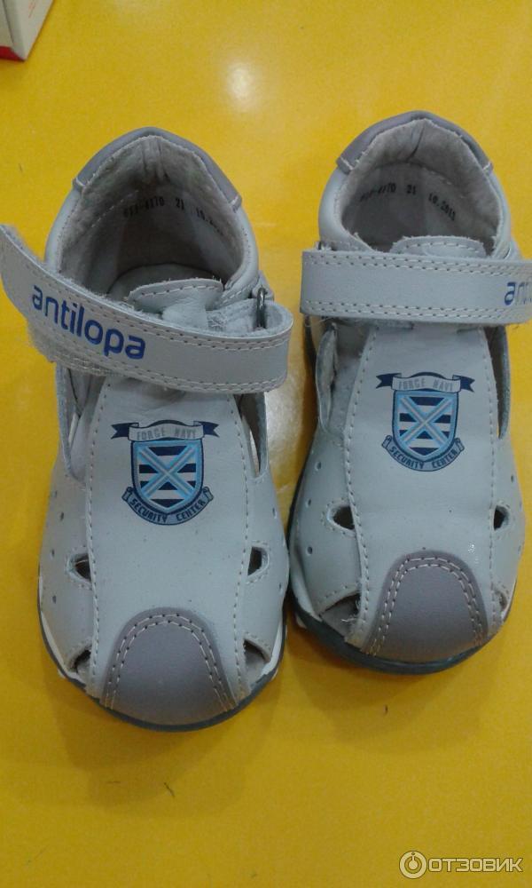 33300429f Детские босоножки Antilopa фото. Идеально подходит для первых шагов ...