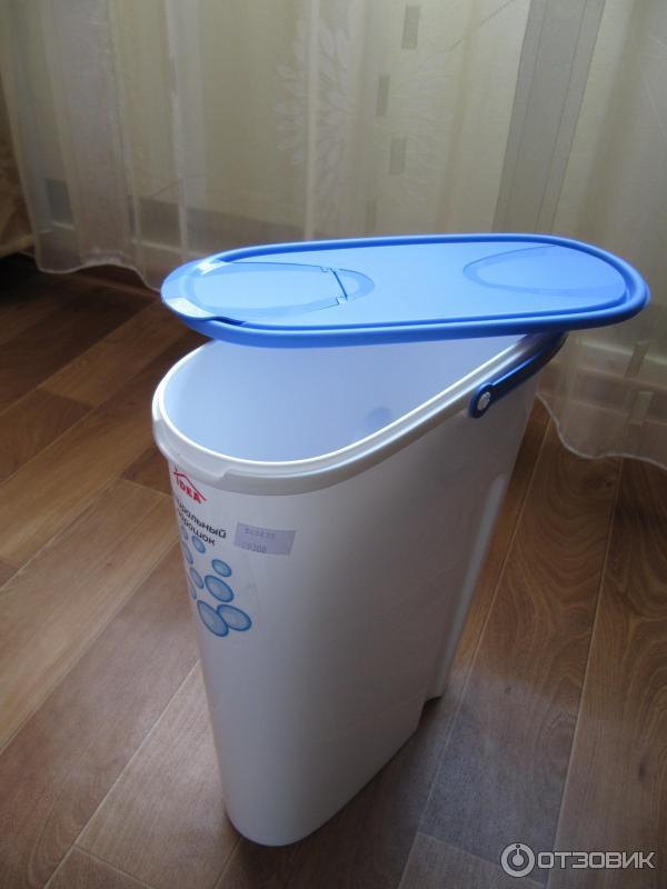 самодельный контейнер для стирального порошка фото дала понять, что