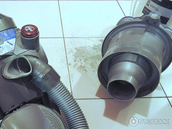 чистка пылесоса дайсон dc29