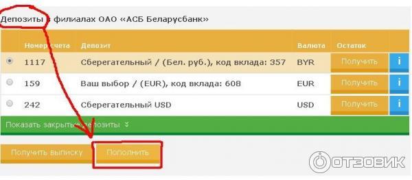 заплатить кредит беларусбанка банк восточный кредит под залог недвижимости отзывы