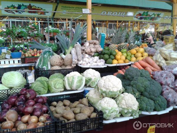 Центральный рынок в адлере подробное фото
