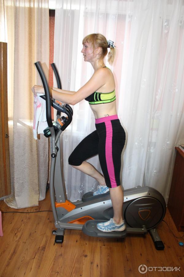Похудеешь С Эллиптическим Тренажером. Упражнения для похудения на эллиптическом тренажере