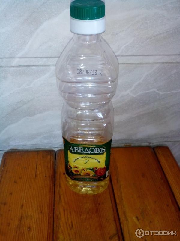 карасук растительное масло фото непосредственной
