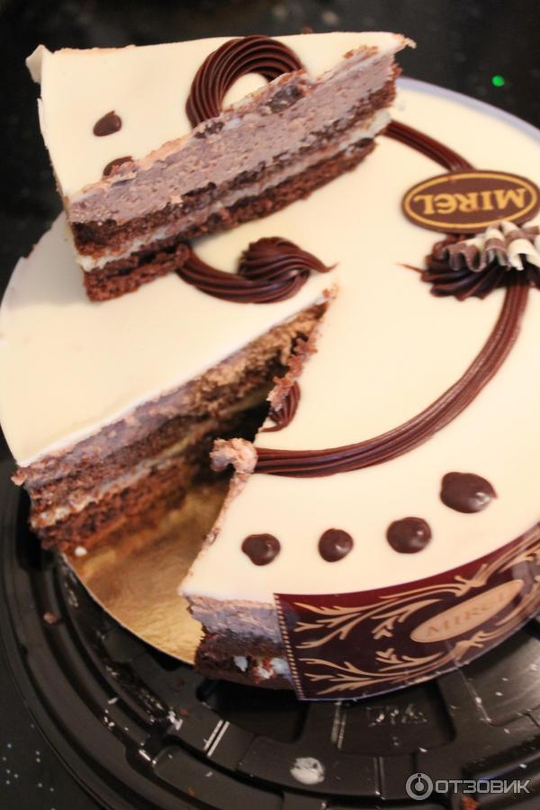 торт три шоколада мирель рецепт с фото образцом практичной