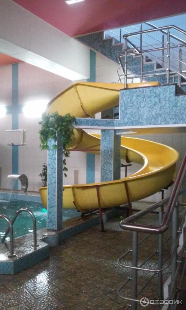 Аквапарк в новокузнецке фото