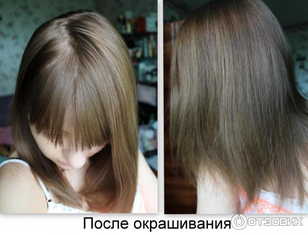 Эстель пепельно русый фото на волосах