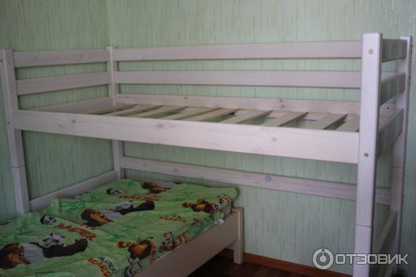 отзыв о детская кровать мебель град соня отличная возможность