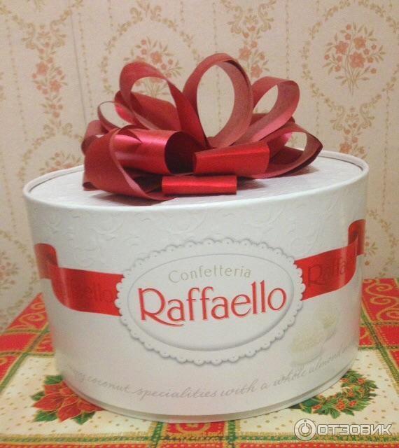 Рафаэлло картинки большая коробка