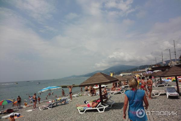 Адлер пляж лего фото