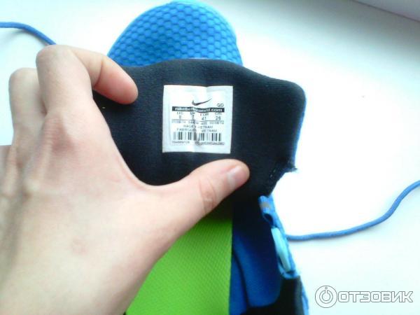 09849de3 Отзыв о Кроссовки Nike Free Run   Как отличить настоящие найки от ...