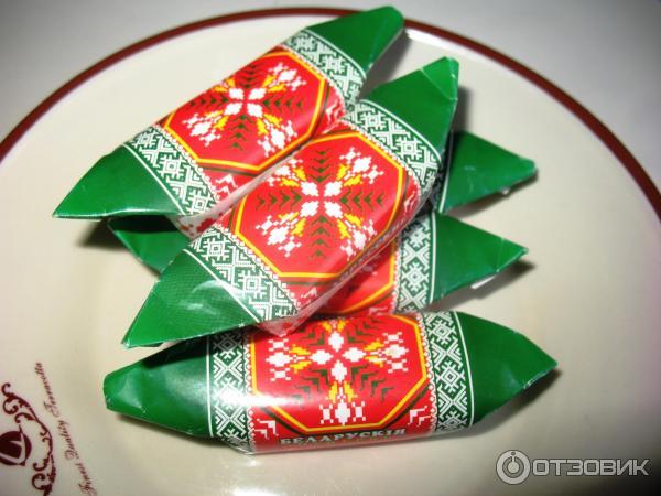 белорусские сладости