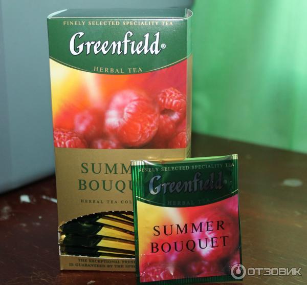 Чай гринфилд саммер букет отзывы, ромашки лечебные свойства