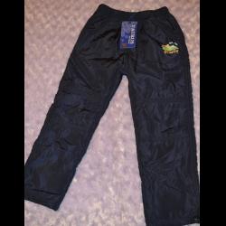 81706c8612e4 Детские утепленные штаны Taurus - отзывы