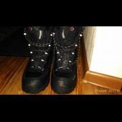 Отзыв о Зимние ботинки Mammut BLACKFIN II HIGH WP 587cf1750a5