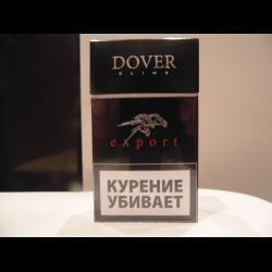 сигареты dover купить