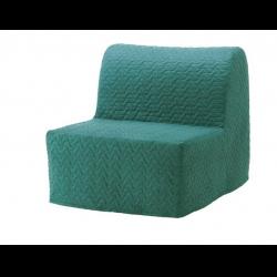 отзывы о кресло кровать Ikea ликселе мурбо