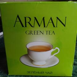 чай очень
