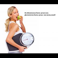 эффективно похудеть за месяц на 15 кг в домашних условиях