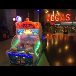 аттракционы и игровые автоматы москва