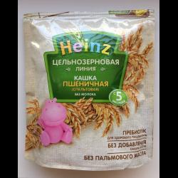 каша пшеничная безмолочная
