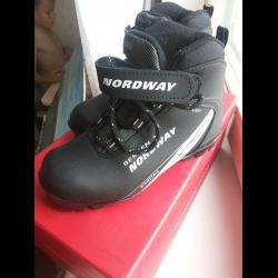 480d7dcd6962 Отзывы о Лыжные ботинки Nordway детские