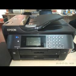 Отзывы о МФУ Epson WorkForce WF-7720