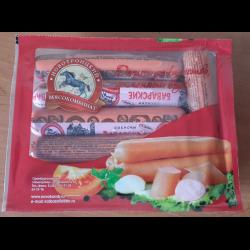 Новотроицкие молочные сосиськи