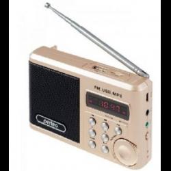 Отзывы о <b>Радиоприемник Perfeo PF</b>-SV922AU Gold