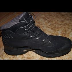 2c15bd29 Отзывы о Зимние мужские ботинки Salomon