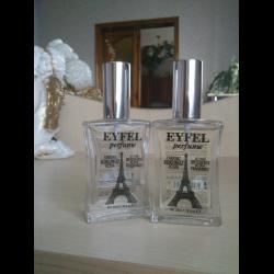 отзыв о женский турецкий парфюм Eyfel шикарный парфюм с любимым