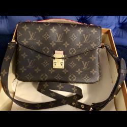 3d4dbf8e4533 Отзывы о Сумка Louis Vuitton Poshette Metis