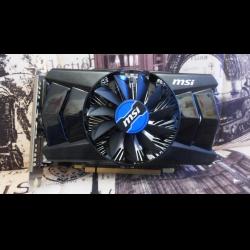 Отзывы о Видеокарта MSI AMD Radeon R7 250 2GD3