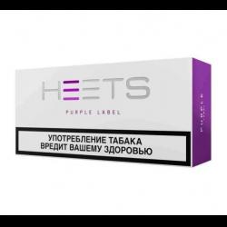 табачные стики heets purple label