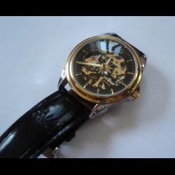 Мужские механические часы winner skeleton что это
