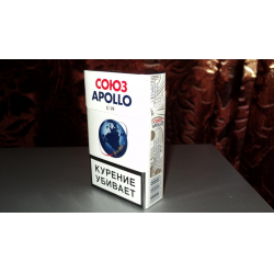 Где купить сигареты союз аполлон как заказать сигареты если нет 18