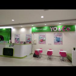 cce7b125a Отзывы о Йогурт-бар YO & CO в ТЦ