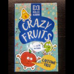 crazy fruits синий