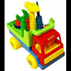 Отзывы о Развивающая игрушка <b>Полесье Автомобиль</b> ...