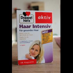 отзывы о витамины Doppel Herz Haar Intensiv