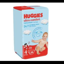 Отзыв о Детские подгузники Huggies Ultra Comfort   Качественная ... 263d6698bce