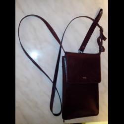 c8a01aec744f Мужская кожаная сумка-планшет Petek - отзывы