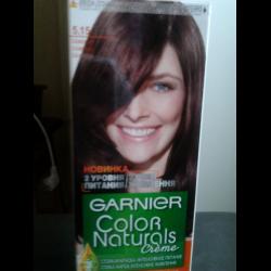 Краска для волос гарньер натурель палитра цветов фото