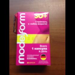 эффективное средство для похудения модельформ 30+